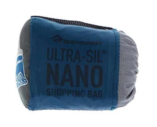 Sea to Summit Ultra-SIL Nano Einkaufstasche blau 2021 Schultertasche